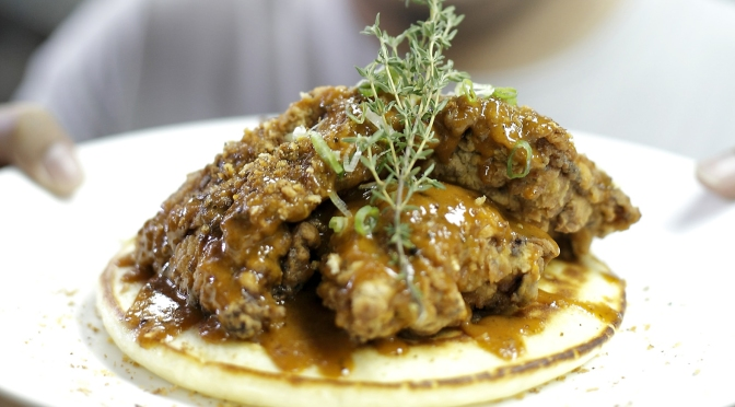 Maya's Musing: Maya's Fried Chicken and Pancake (The Foodie Magazine, June 2014)