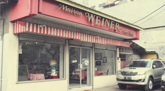 Iconic: Maison Weiner (The Foodie Magazine, Dec 2014)