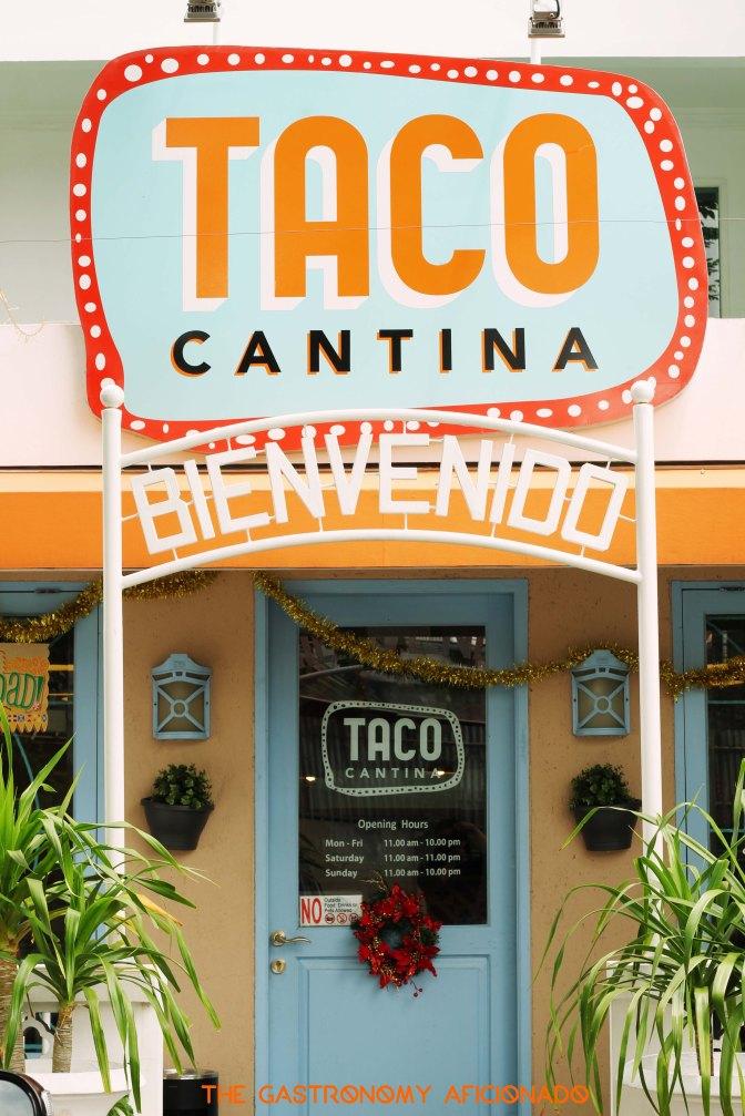 Quikskoop™: Taco Cantina