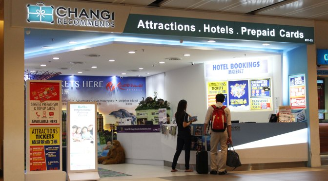 Navigate Singapore and the world easier with Changi Recommends