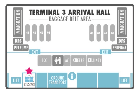 Changi Recommends 5