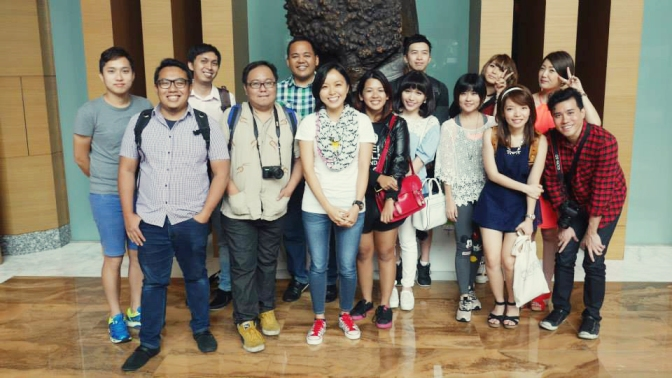 Migme Bloggers Gathering 2015: Destination Singapore!