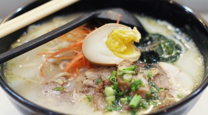 Halal Eat Out: Ramen Ten & Shin Tokyo Sushi – Singapore