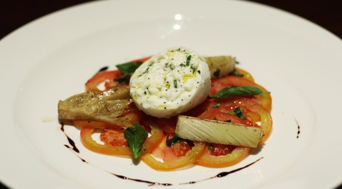 Dish That I Crave: Chef Gianluca Visciglia's Burrata