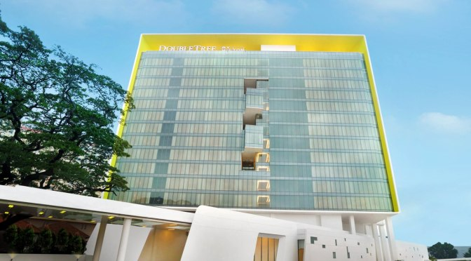 Staycation: DoubleTree by Hilton – Jakarta, Indonesia (Hilton Hotels & Resorts)