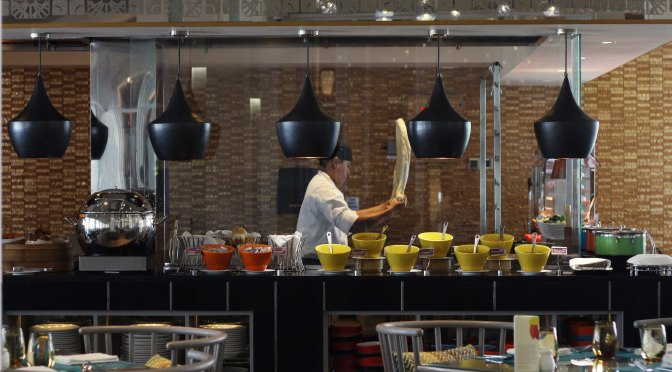 Quikskoop™: Feast (Sheraton Hotel & Towers, Bandung)