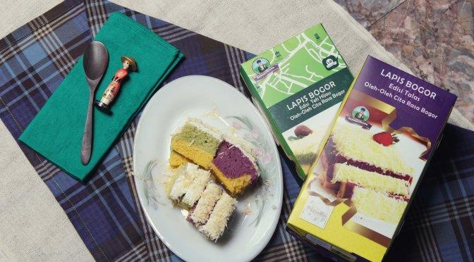 Dish That I Crave: Lapis Bogor Sangkuriang