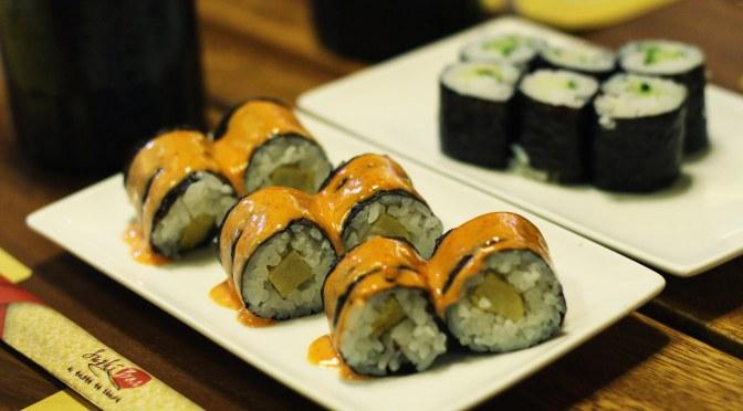 Halal Eat Out: Sushi Bar