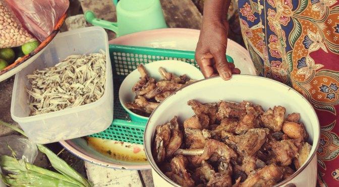 The Poetic Gourmet: Para Ibu Dari Dharmasraya