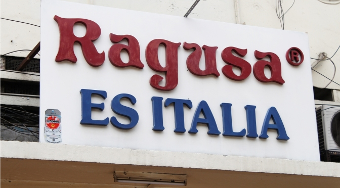 Iconic: Ragusa Es Italia (The Foodie Magazine, Feb 2015)