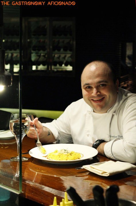 Chef Gianluca Visciglia 1