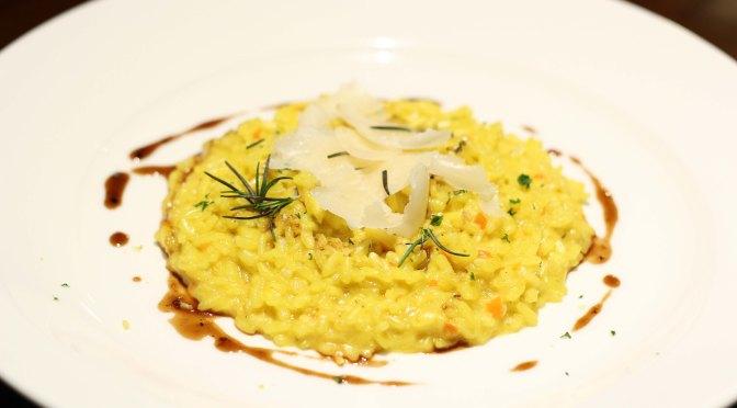 Dish That I Crave: Chef Gianluca Visciglia's Risotto alla Milanese