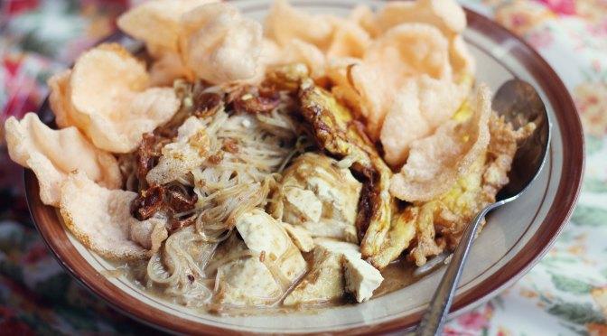The Poetic Gourmet: Ketoprak (Tahu Telor) Ciragil