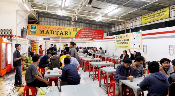 Taking It To The Streets: Madtari (The Foodie Magazine, Mar 2015)