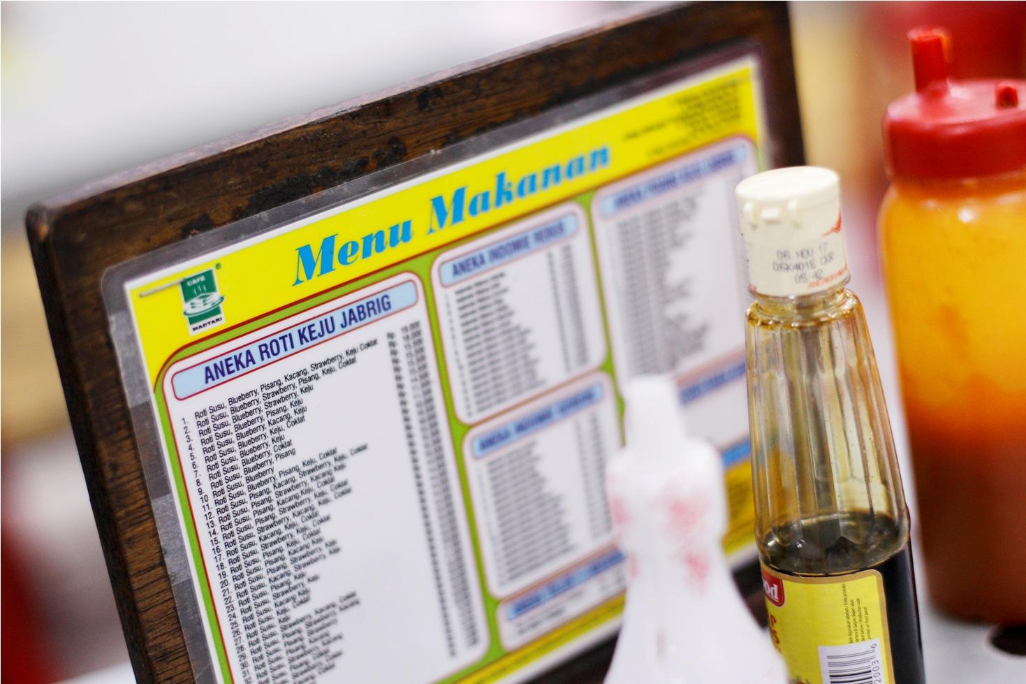 Kaya Street Kitchen Menu Prices
