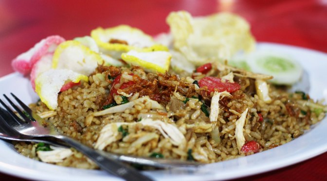 Dish That I Crave: (The Overpriced) Capcay Goreng from Nasi Goreng Gila Sabang