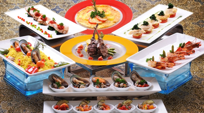 Food Event: Spanish Flare Fiesta (Hotel Borobudur, Jakarta)