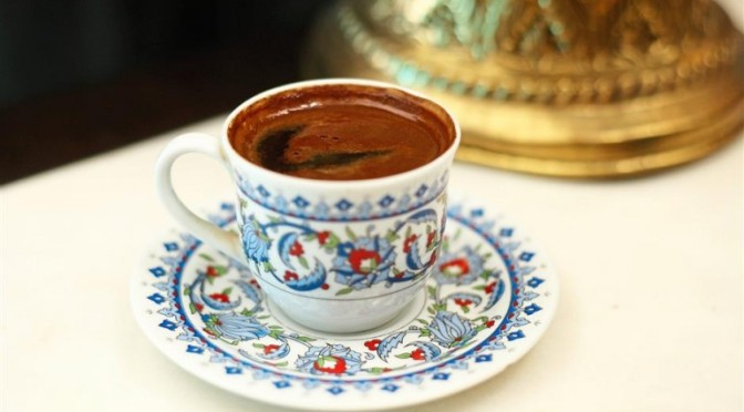 Turkish coffee, a 500-year-old tradition (via Star2)