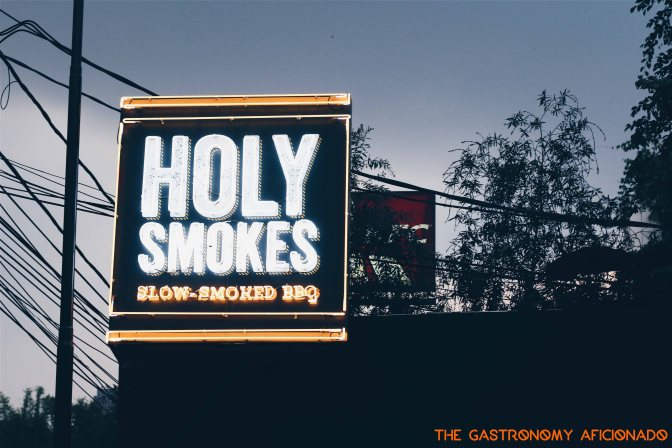 Quikskoop™: Holy Smokes