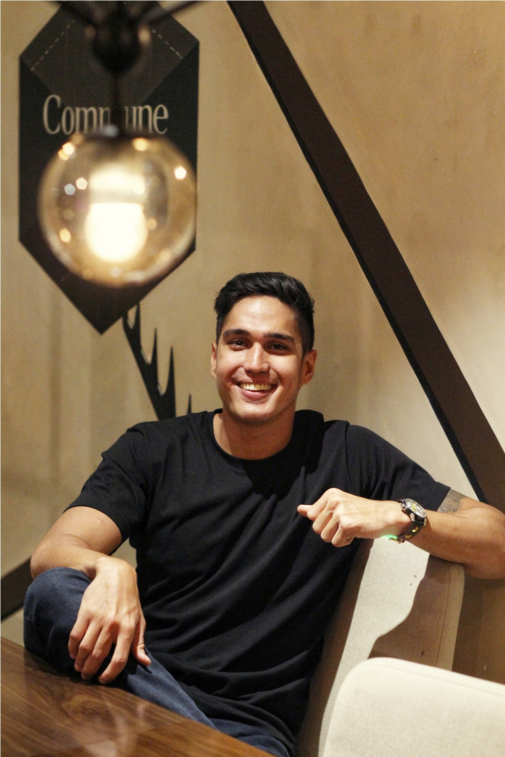 Restaurant And Preparing His New Role In A Feature Film Marcel Chandrawinata Has No Choice But To Confess To Us About His Guilty Pleasures As A Foodie