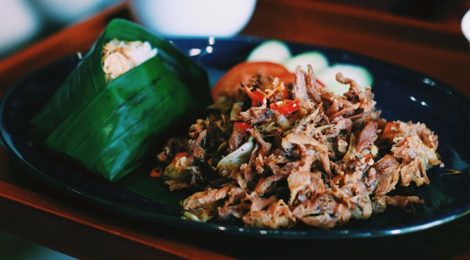 Menu Highlights: Jakarta Restaurant under Chef Felix Budisetiawan (The Dharmawangsa Jakarta)
