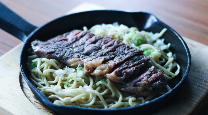 Hajime Ramen – From Tokyo to Jakarta with the steak ramen as its best!
