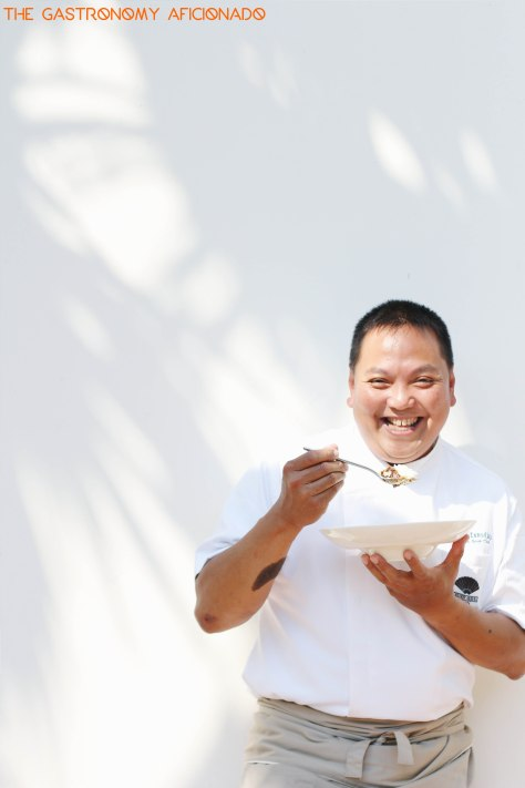 Chef Albert Tanudjaja