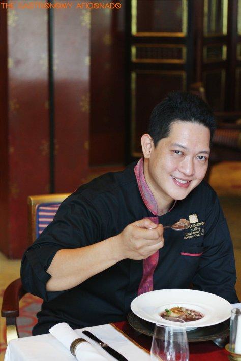 Chef Emmanuel Julio