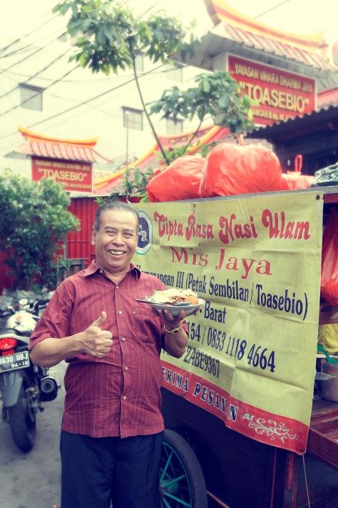 Nasi Ulam Pak Misjaya (2)
