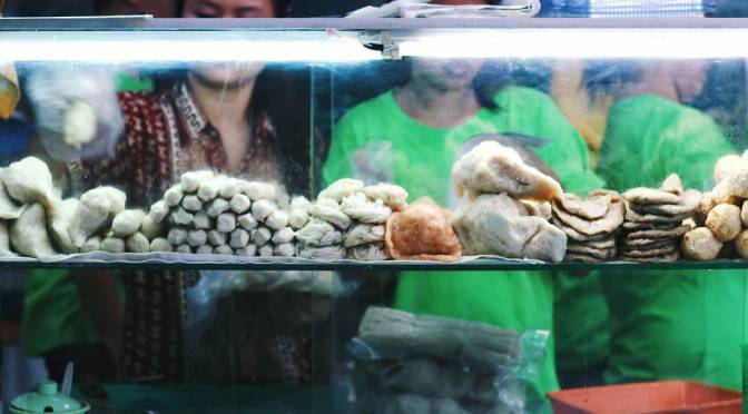 Dish That I Crave: The Submarine Fishcakes from Pempek G Putra