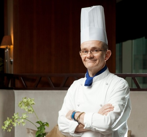 Chef Jerome Cartailler