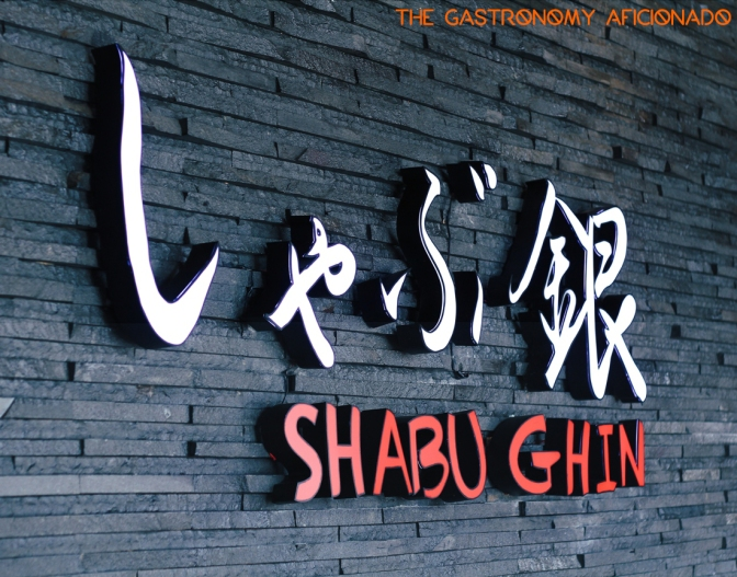 EAT: Shabu Ghin (JAX, Nov 2015)