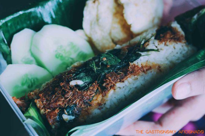 Flavor Preview: Nasi Gemuk & Nasi Bakar (Nasi Gemuk Citra 2, Jakarta)