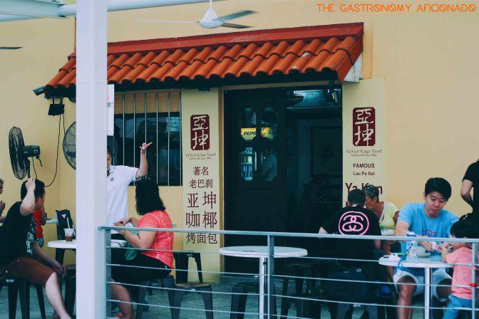 Quikskoop™: Ya Kun Kaya Toast – Singapore
