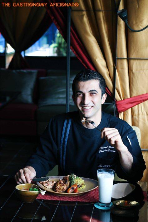 Chef Ahmad Jamil 1