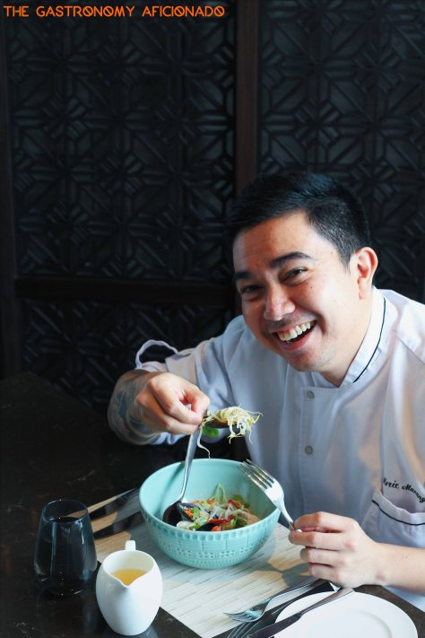 Chef Alvrie Manangka 1