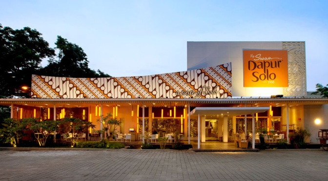 The Iconic: Dapur Solo