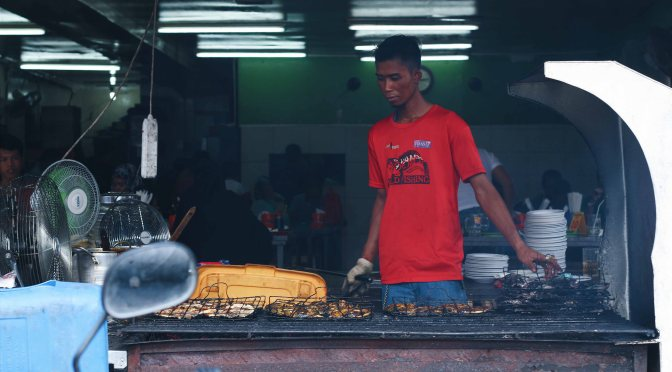 Street Food: Ikan Nila Pak Ugi