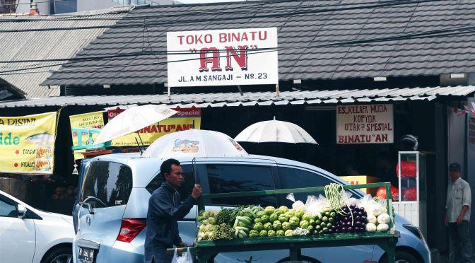 "Street Food: Otak Otak Binatu ""AN"""