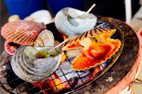 Hiroshima & Ehime - Seafood (1)