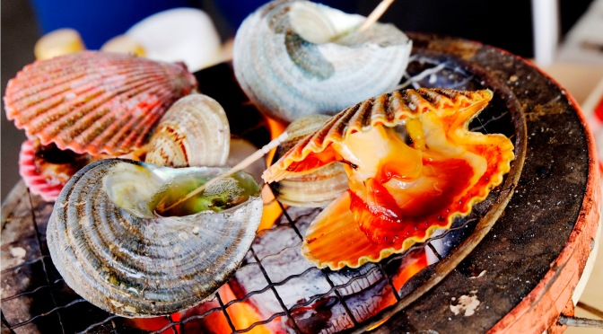 Food Trip: Hiroshima & Ehime, Finding Seafood at its Best