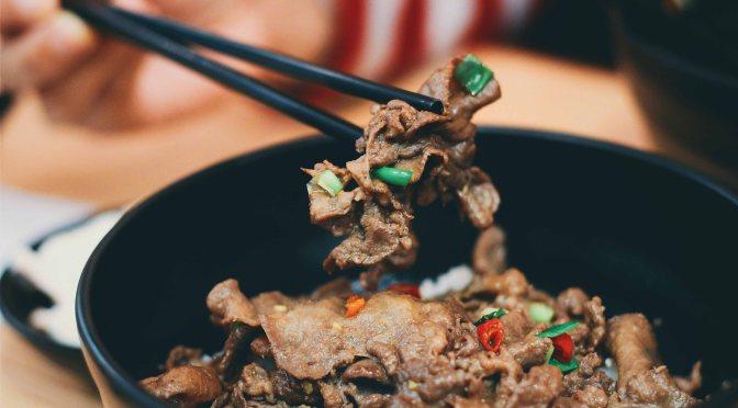 Dish That I Crave: Negiya's Menyadon