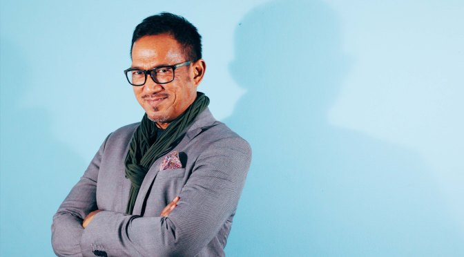 "Food Heroes: Bara ""The Supercook"" Pattiradjawane (FOODIES, Mar 2016)"