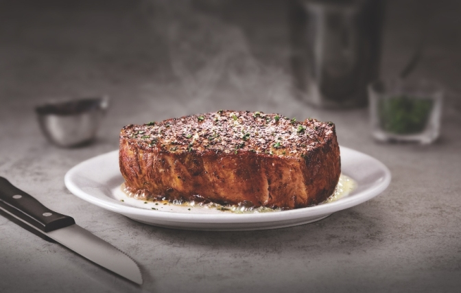 Open: Ruth's Chris Steak House (FOODIES, Mar 2016)