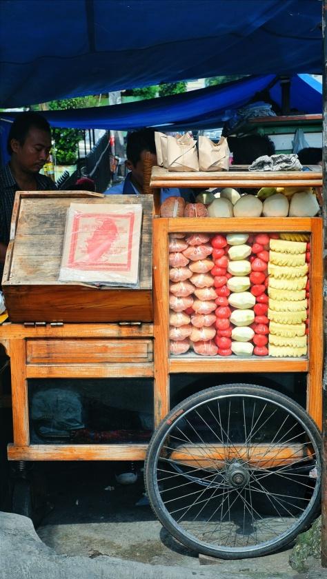Rujak Buah Pasar Tebet 3