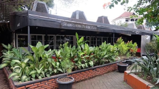 The Classics: Ikan Mas Bakar Rica Ny. Filly (FoodieS, Apr 2016 & Qubicle, June 2016)