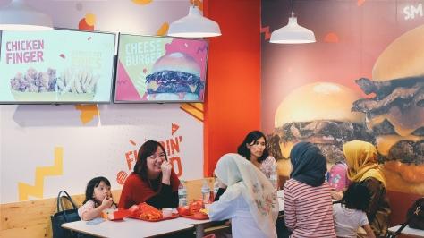 Flip Burger 3