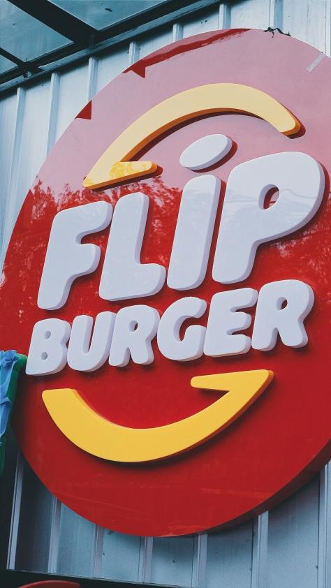 Flip Burger 4