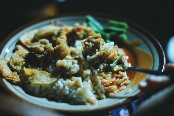 Searching for Street Food: Nasi Bistik Astana Anyar (FoodieS, May 2016)