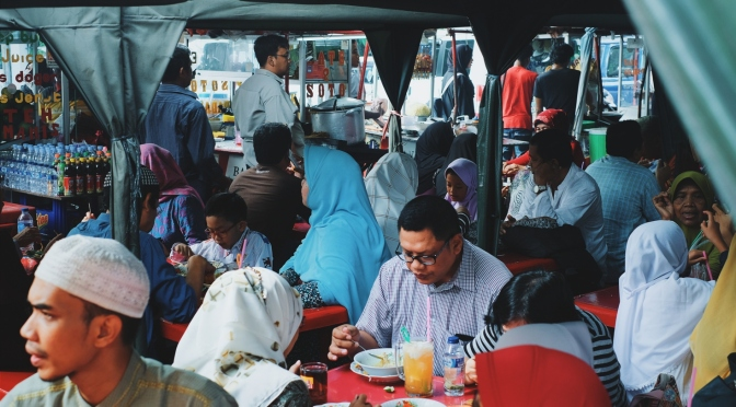 Searching for Street Food: Sunday Brunch at Masjid Sunda Kelapa (FoodieS, May 2016)